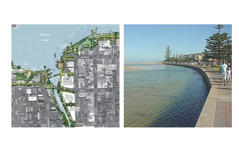 Foreshore Masterplan, Port Macquarie