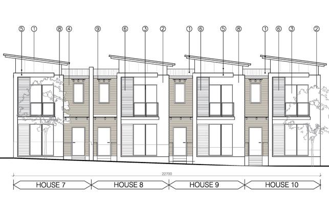 Elizabeth Street Apartments, Granville