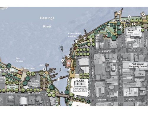 Foreshore Masterplan Port Macquarie