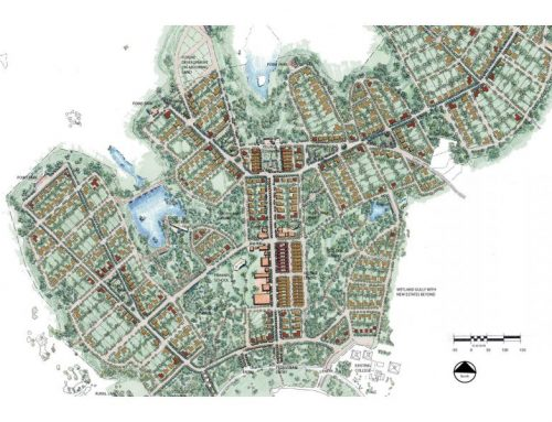 Fletcher Master Plan, Newcastle