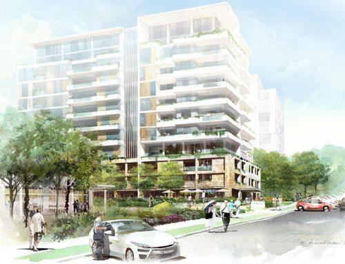 Waitara Ave, Waitara – Concept DA