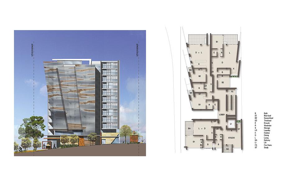 Parramatta Architectural Competition