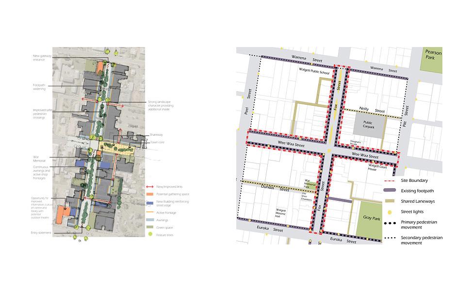 Walgett Main Street Upgrades