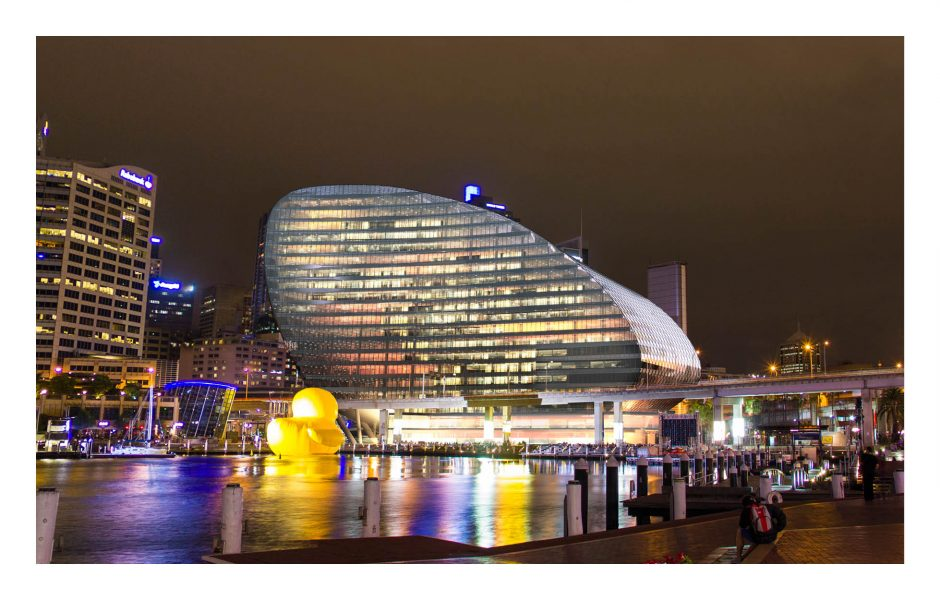 The Ribbon, Darling Harbour